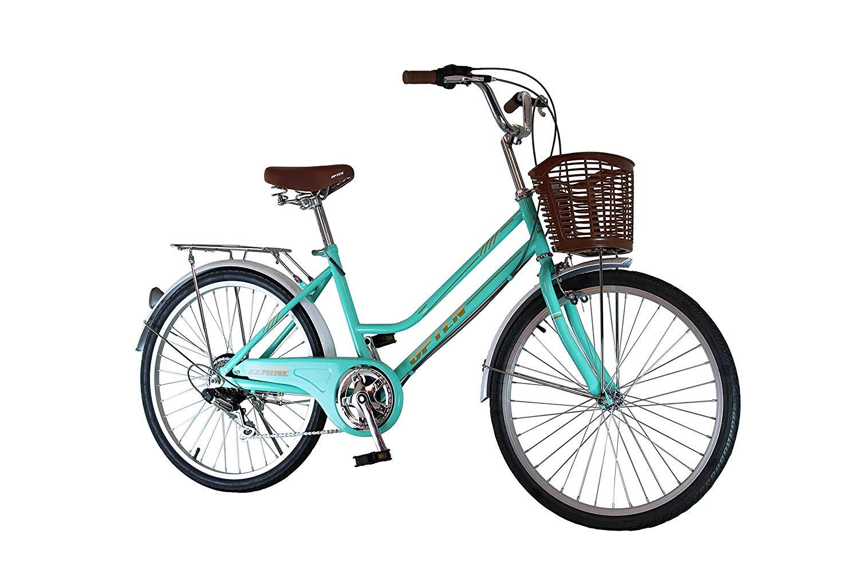 UPTEN Elaine Cruiser Bike 24-Inch