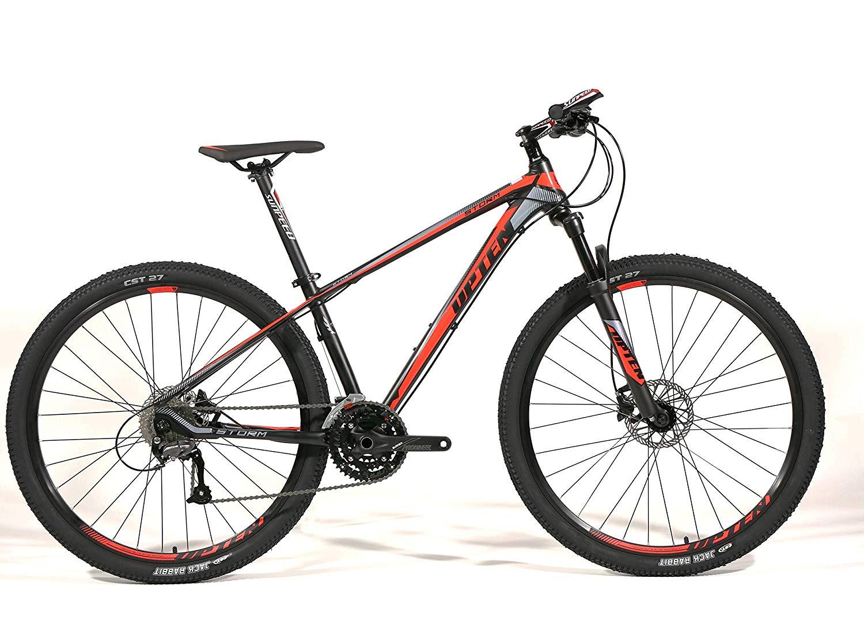 UPTEN Storm Mountain Bike 29-Inch Orange