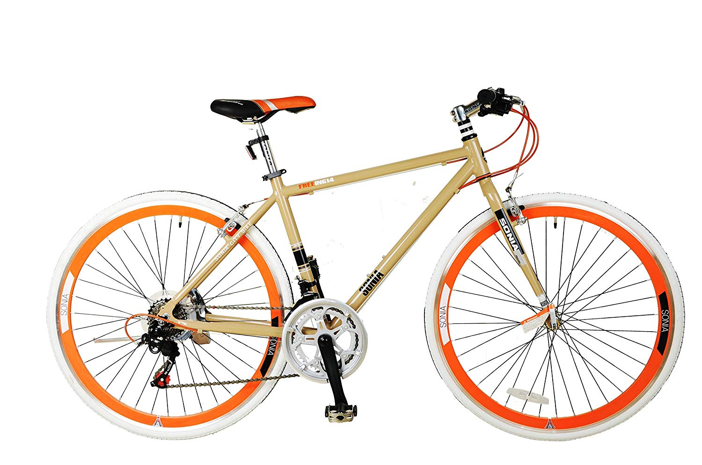 UPTEN Sonia Hybrid Street Bike 27-Inch