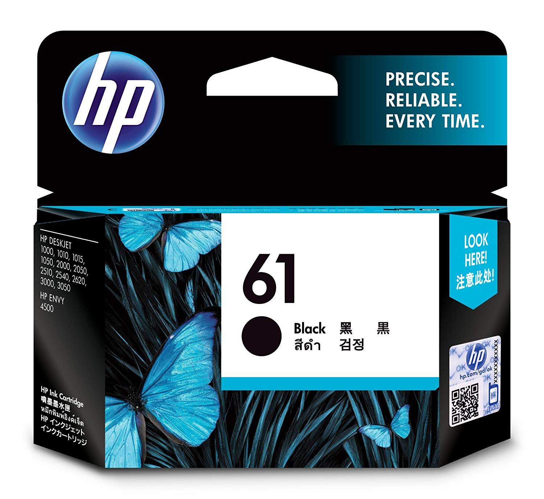 Hp 61 Ink Cartridge - Black