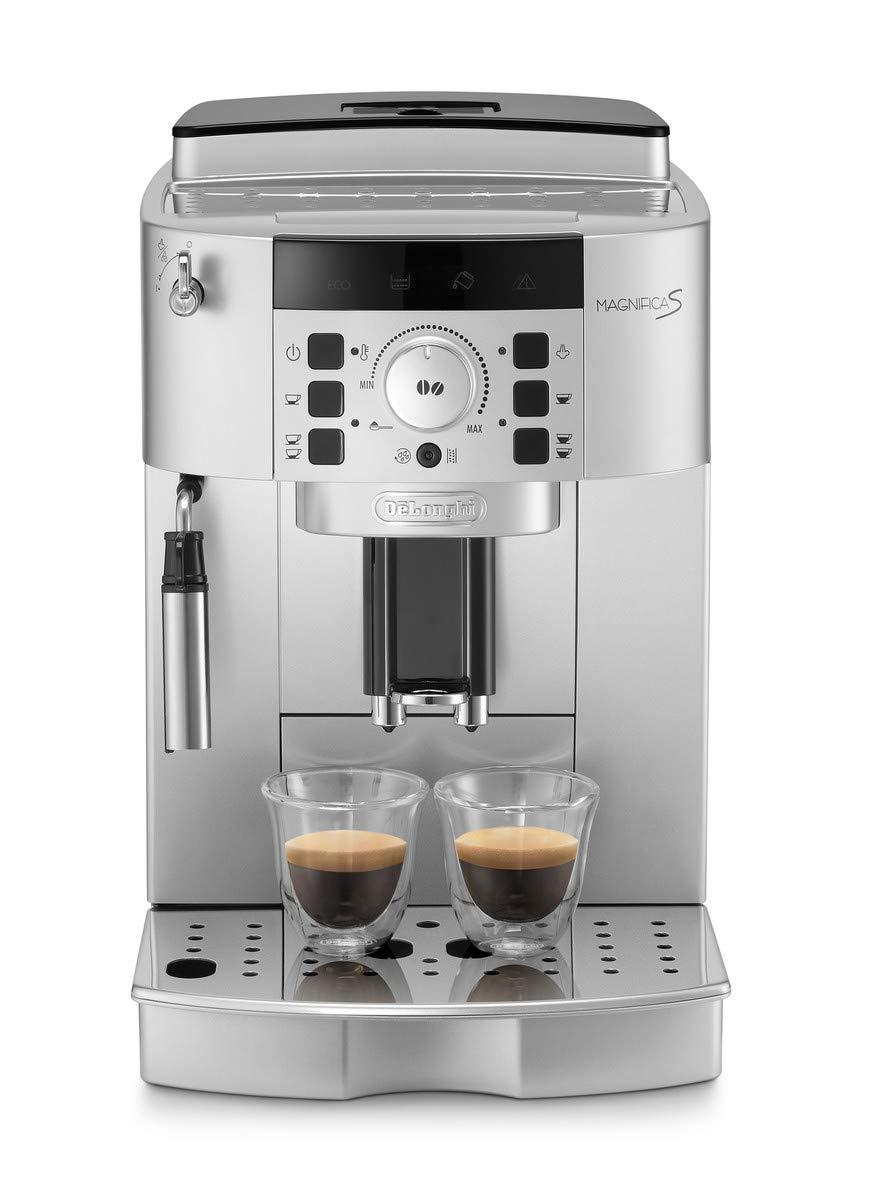 De'Longhi Magnifica S Bean-To-Cup Coffee Machine ECAM 22.110.SB Silver