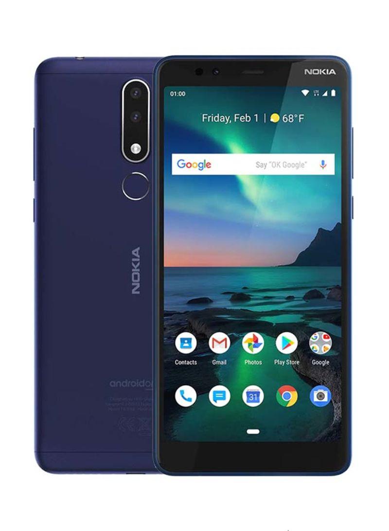 Nokia 3.1 Plus Dual 3GB/32GB 4G LTE Blue