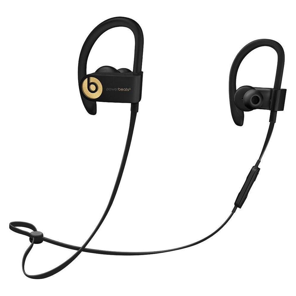 Beats Powerbeats 3 Wireless In-ear Stereo Headphones - Trophy Gold (A1747-TGD)