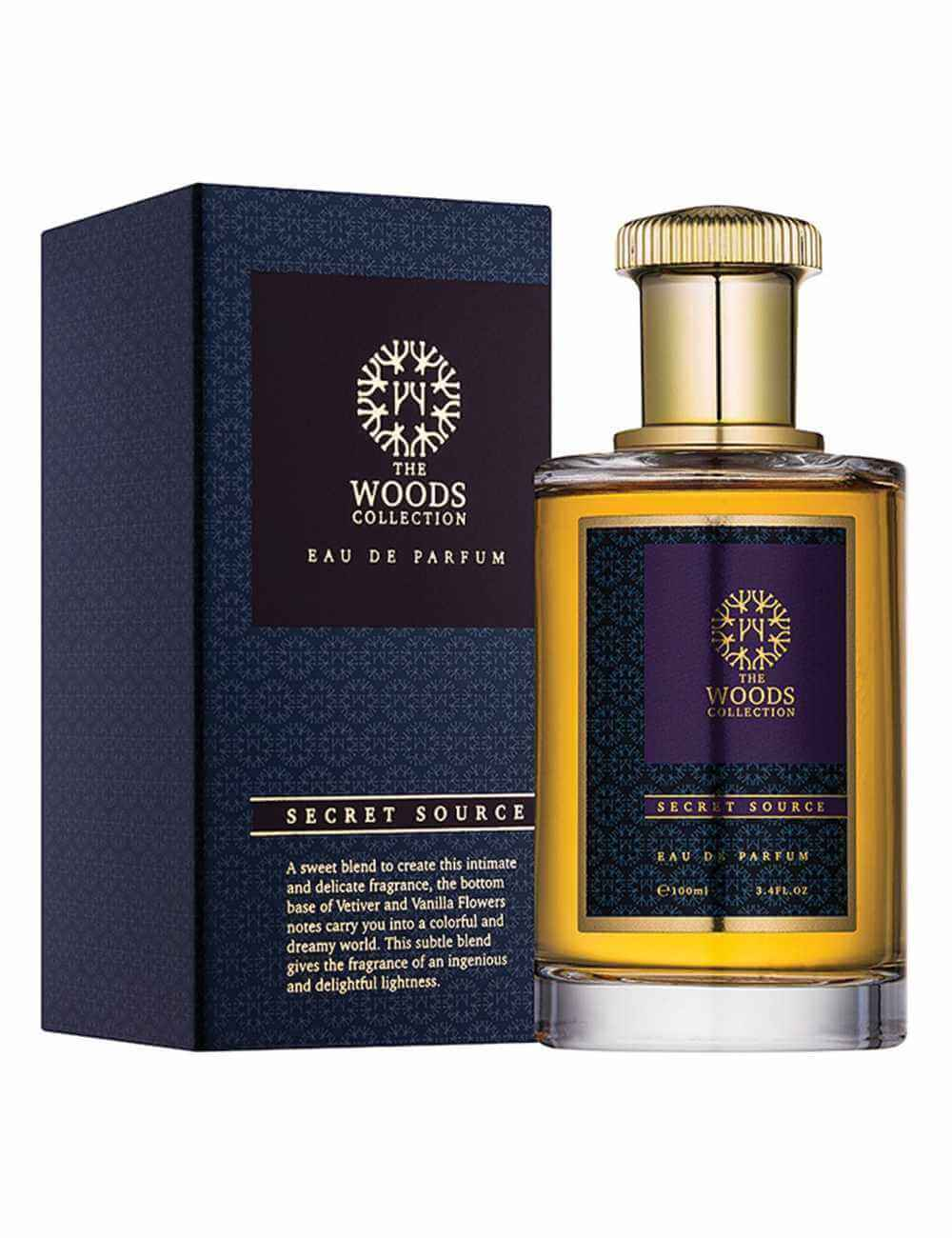 The Woods Secret Source EDP 100ML (Unisex)