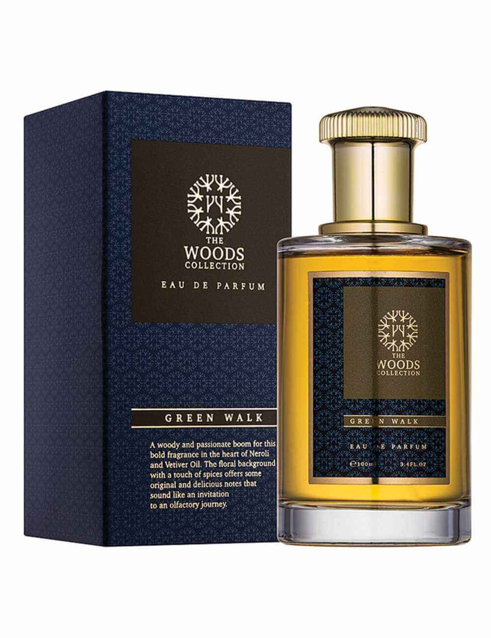 The Woods Green Walk EDP 100ML (Unisex)