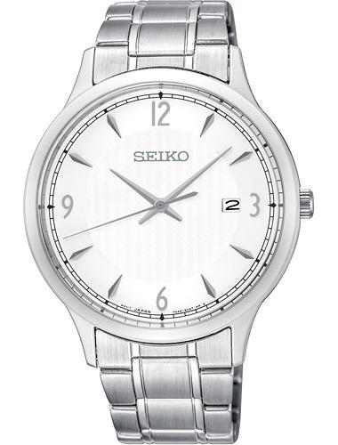 SEIKO SGEH79P1 Silver Dial Men's Watch