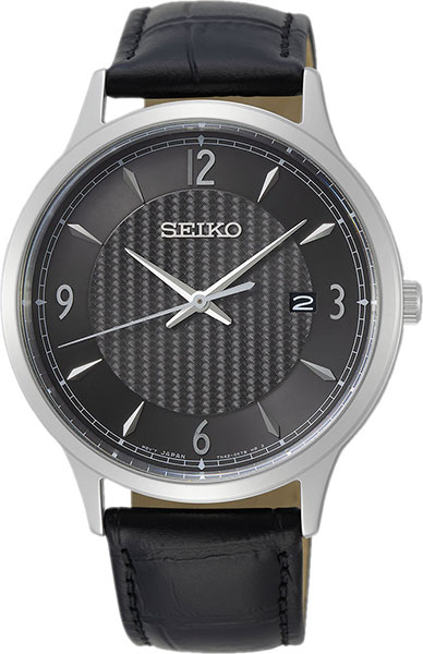 Seiko Quartz SGEH85P1 Analog Men's Watch
