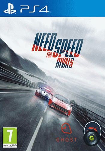 Need for Speed Rivals for Playstation 4 (R2)