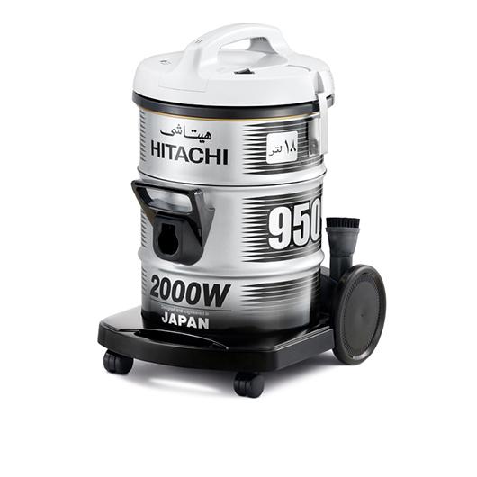 Hitachi Vacuum Cleaner CV-950Y 240C PG Platinum Gray