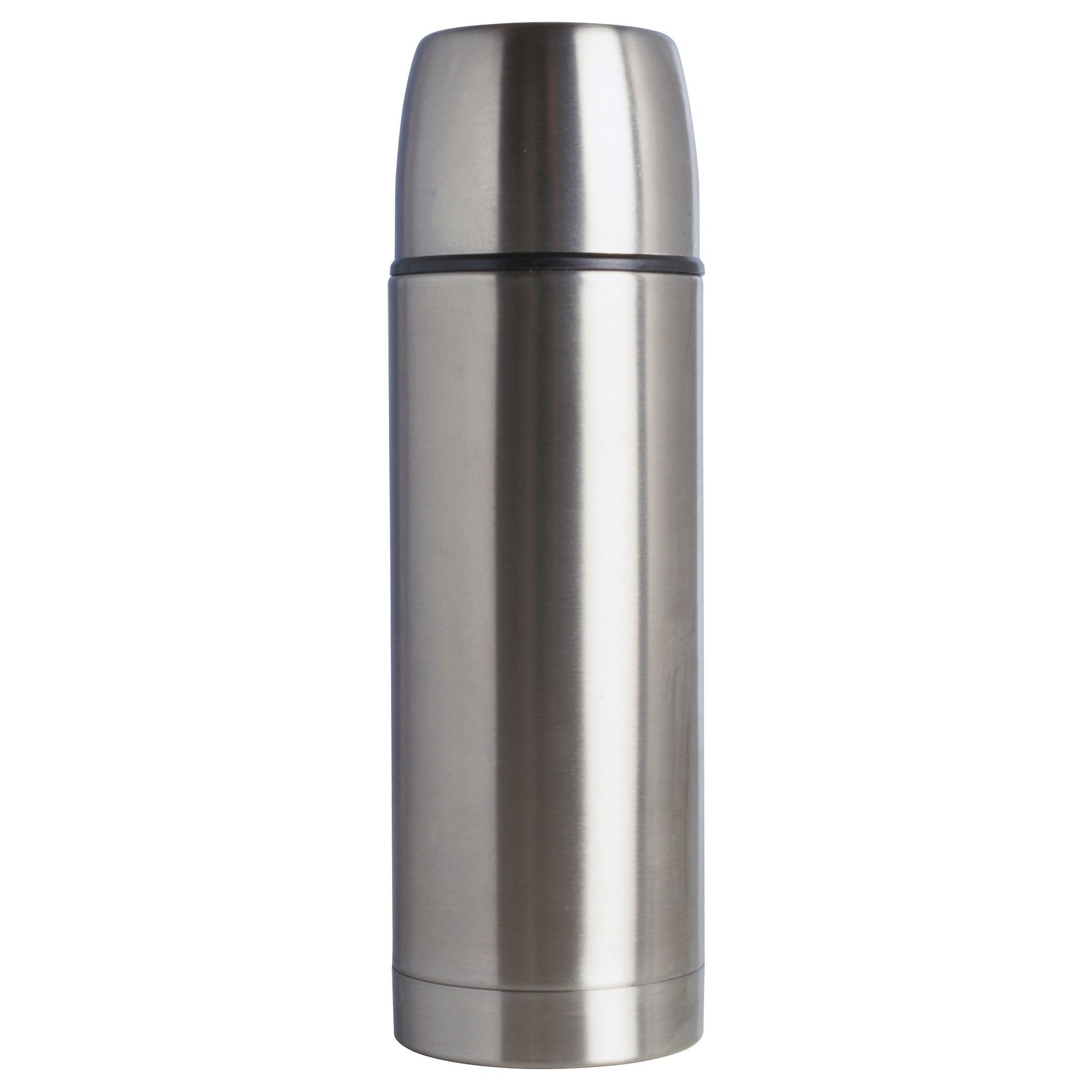VOLYM Steel vacuum flask, 1 l