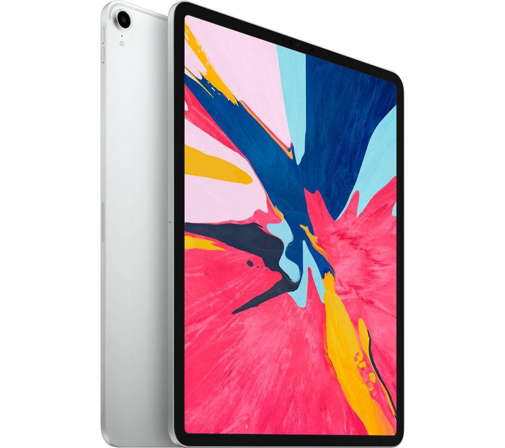 Apple iPad Pro 12.9-inch (2018) Wi-Fi + Cellular 1TB Silver