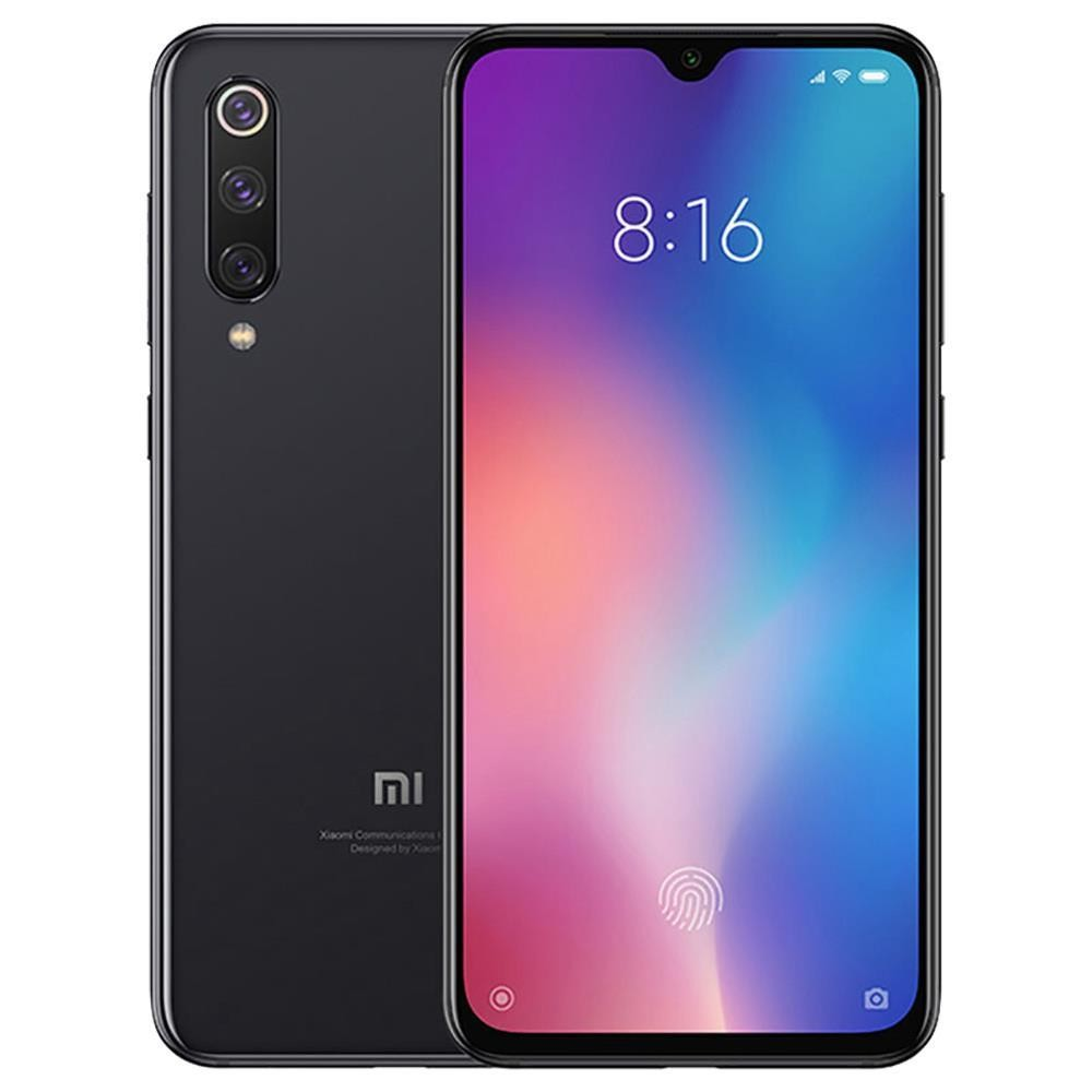 Xiaomi Mi 9 SE Dual - 64GB, 6GB RAM - Global Versia Piano Black