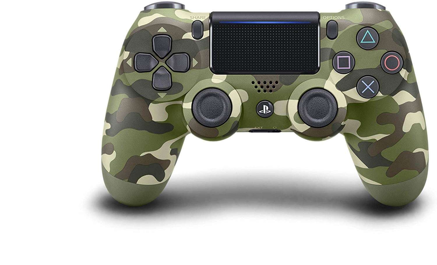 Sony DualShock 4 Wireless Controller For PlayStation 4 - Army Green