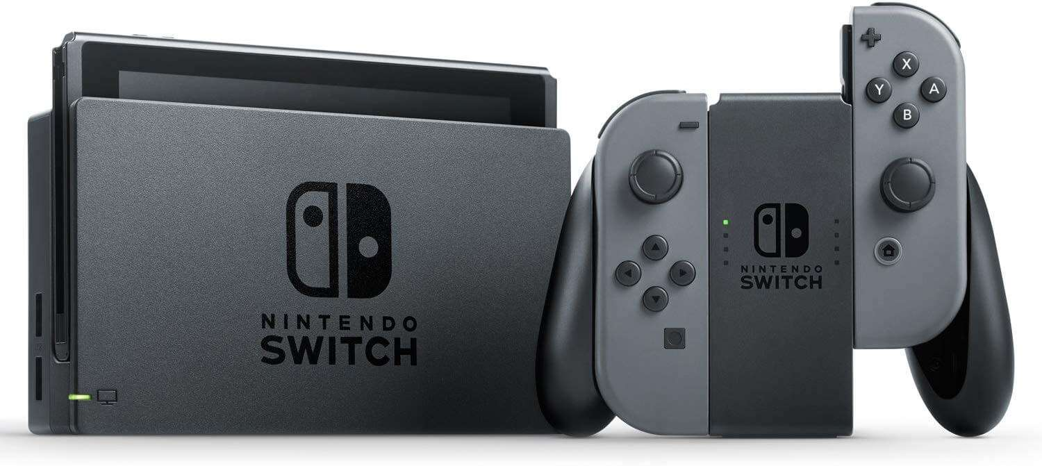 Nintendo Switch 32GB Console Grey