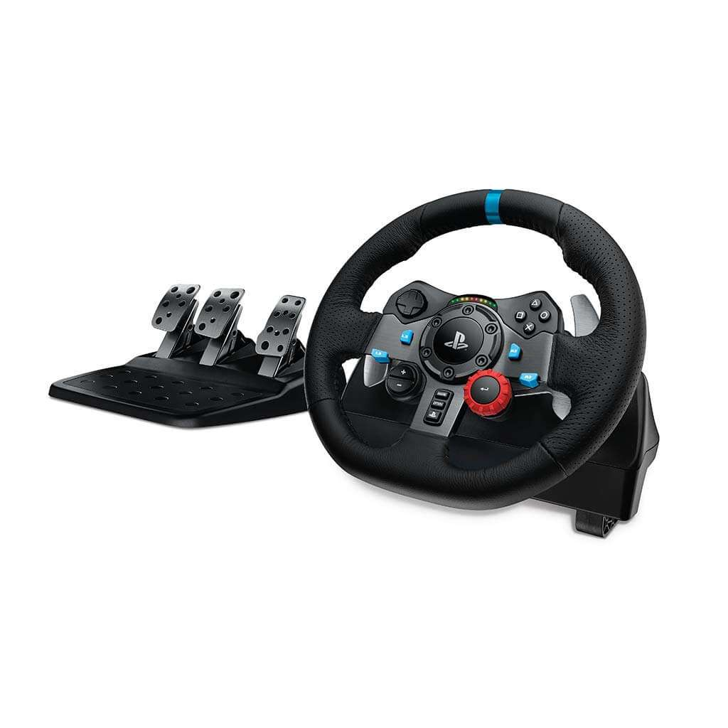 Logitech G29 Driving Force Racing Wheel For PS4/PS3/PC - UK