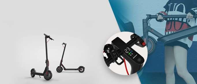 Скутеры и оборудование